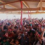 A Caravana da resistência passa no Nordeste do Brasil debatendo e formando a população.