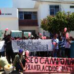 Famílias Sem Terra resistem a despejo no Nordeste da Bahia