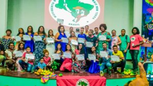 Jovens Sem Terra se formam em curso de capacitação na Bahia