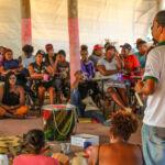 Estudar e lutar, faz parte do processo de formação dos militantes do Movimento dos Trabalhadores Rurais Sem Terra