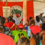 MST na Bahia, realiza curso de formação de militantes