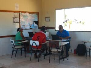 Parceria entre MST e BAHIATER realizam mutirão para emissão e renovação de DAPs para camponeses do extremo sul da Bahia.