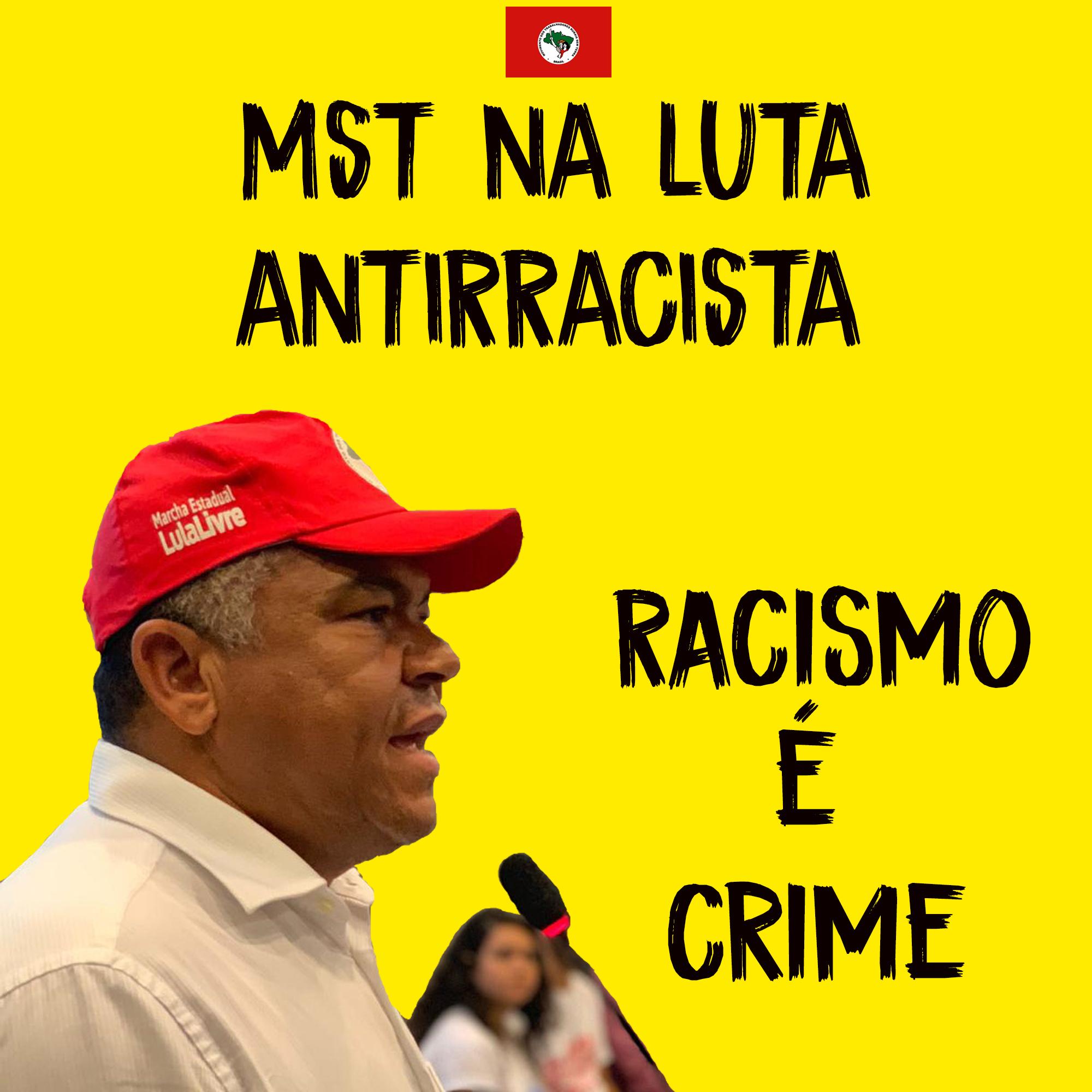MST, repudia racismo contra Deputado Valmir Assunção