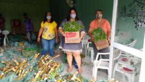 Movimento Sem Terra realiza ato de solidariedade em toda a Bahia durante essa segunda-feira