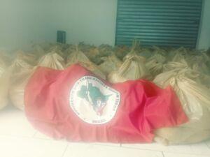 Solidariedade Sem Terra na Chapada Diamantina: MST doa 8 toneladas de alimentos em Itaberaba/BA