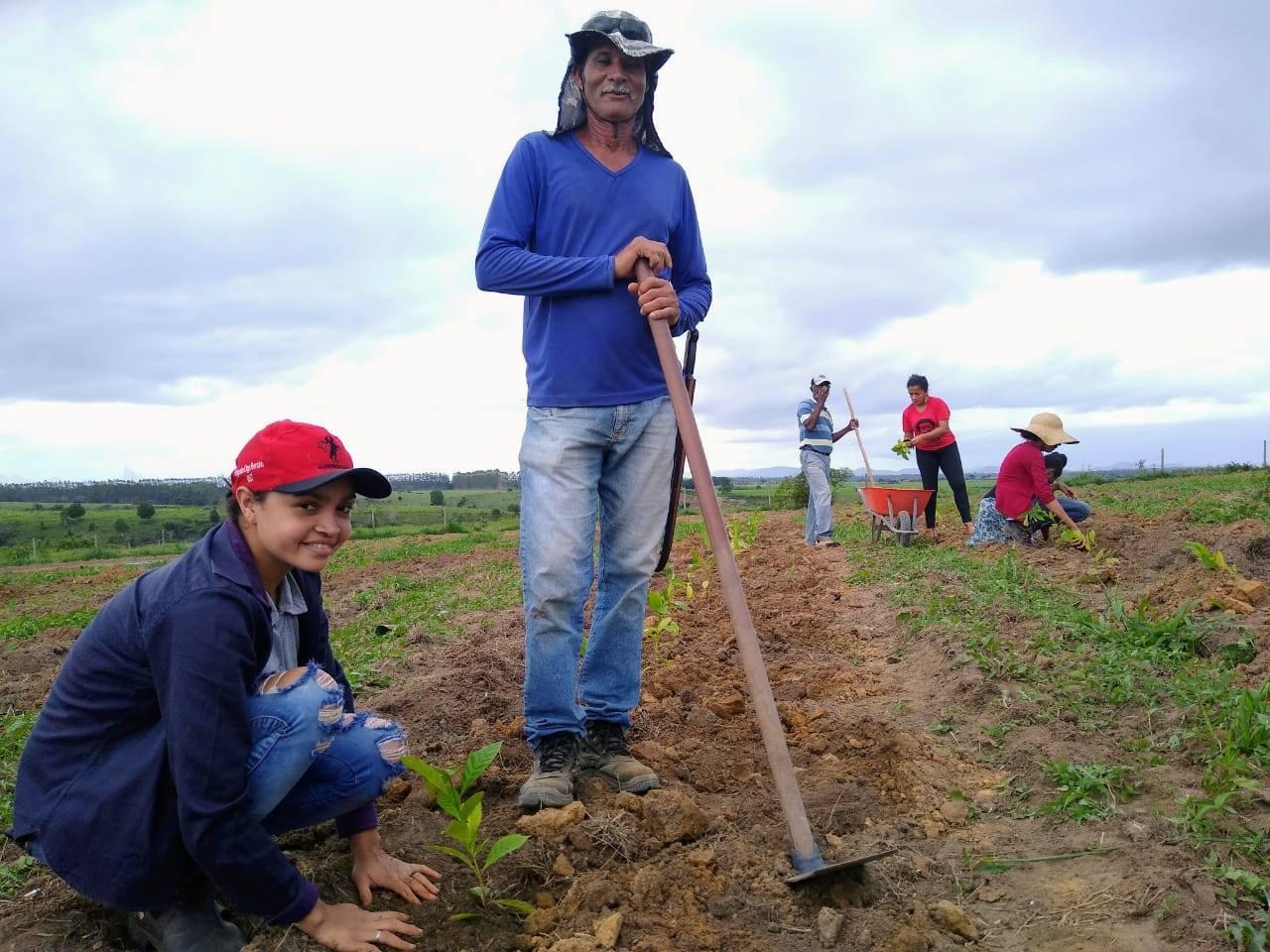 Compreenda os fatos que levam o uso da Força Nacional em áreas de assentamento no Extremos Sul da Bahia a pedido do INCRA.