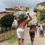 MST na Bahia realiza campanha de solidariedade em comemoração aos 33 anos de resistência do Movimento Sem Terra