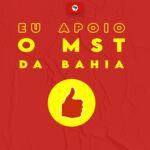 Nota de Apoio ao MST da Bahia