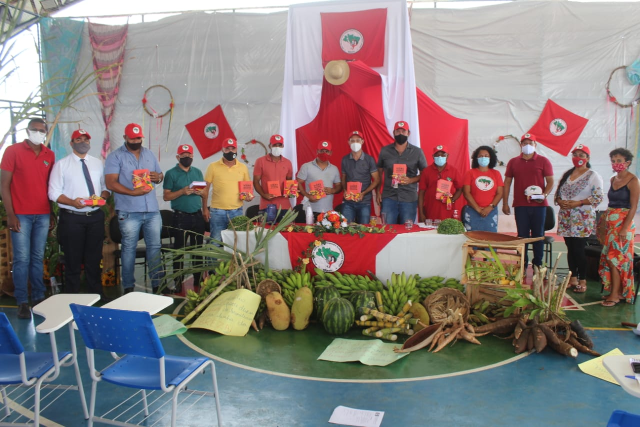 Em 33º Encontro Regional militantes planejam o futuro do MST no Extremo Sul da Bahia