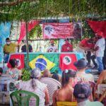 Famílias do Assentamento Goiânia em Itamaraju/BA, comemoram seus 23 anos de Luta e Resistência