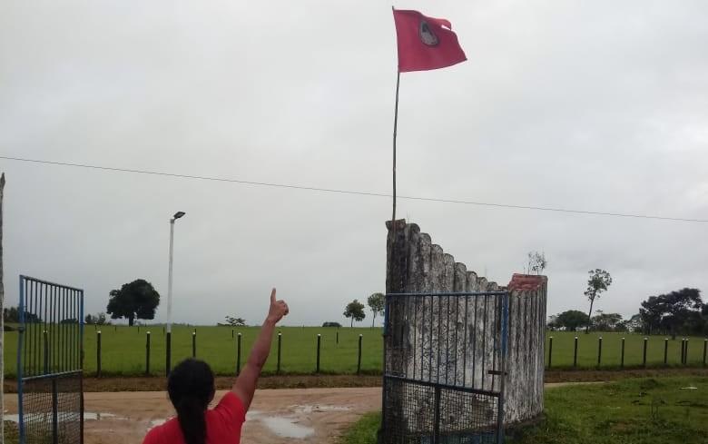No dia do Trabalhador(a), Famílias Sem Terra ocupam fazenda da Extinta EBDA