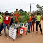 Escola Municipal do MST na Bahia comemora um ano do Projeto Plantando o Amanhã