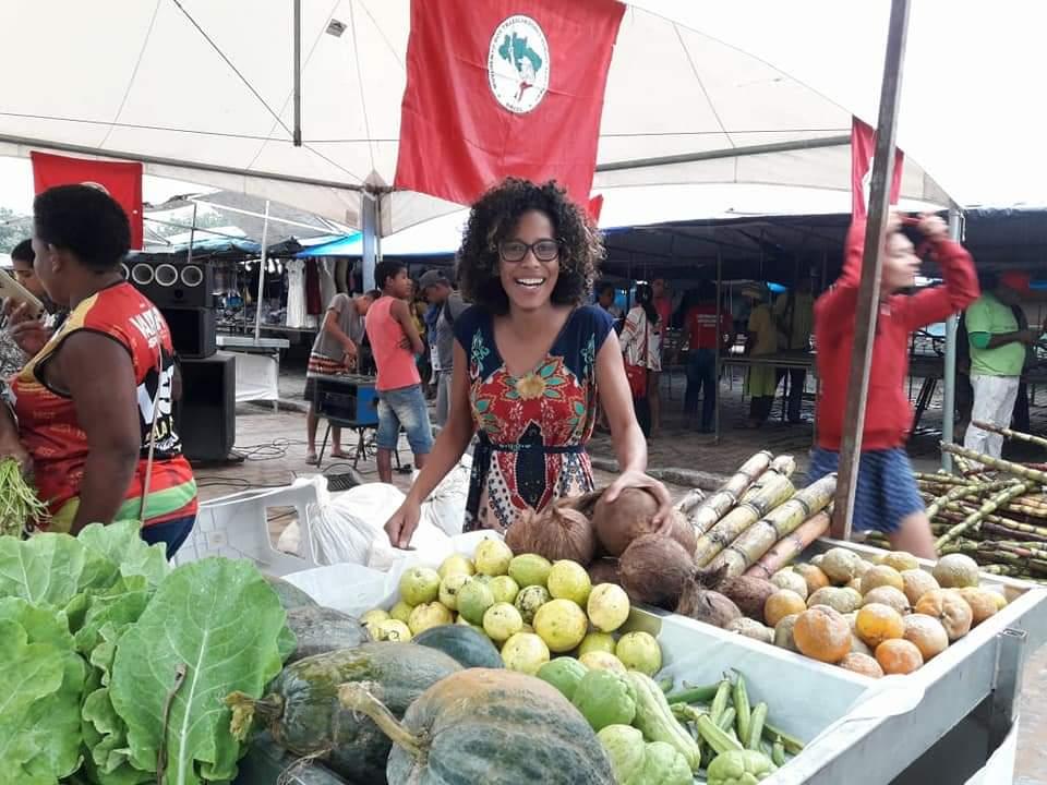 São João da Reforma Agrária no Extremo Sul da Bahia