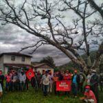 Em protesto contra paralisação da Reforma Agrária, o MST na Bahia inicia ocupação de terras pelo Extremo Sul do estado na fazenda do grupo Chaves
