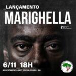 Após estreia nos cinemas, filme Marighella será exibido em área do MST na Bahia